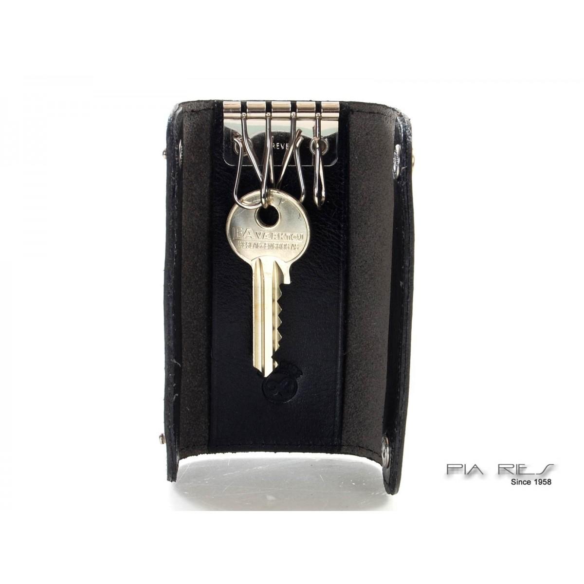 Lille nøglepung med 4 kroge-32