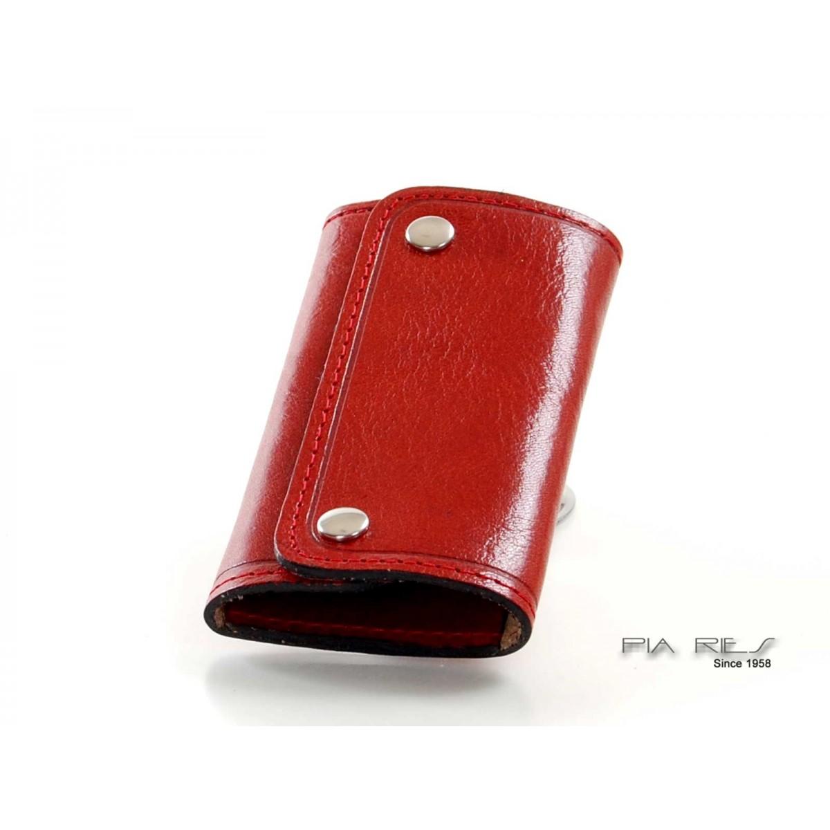Nøglepung med 6 kroge rød-31