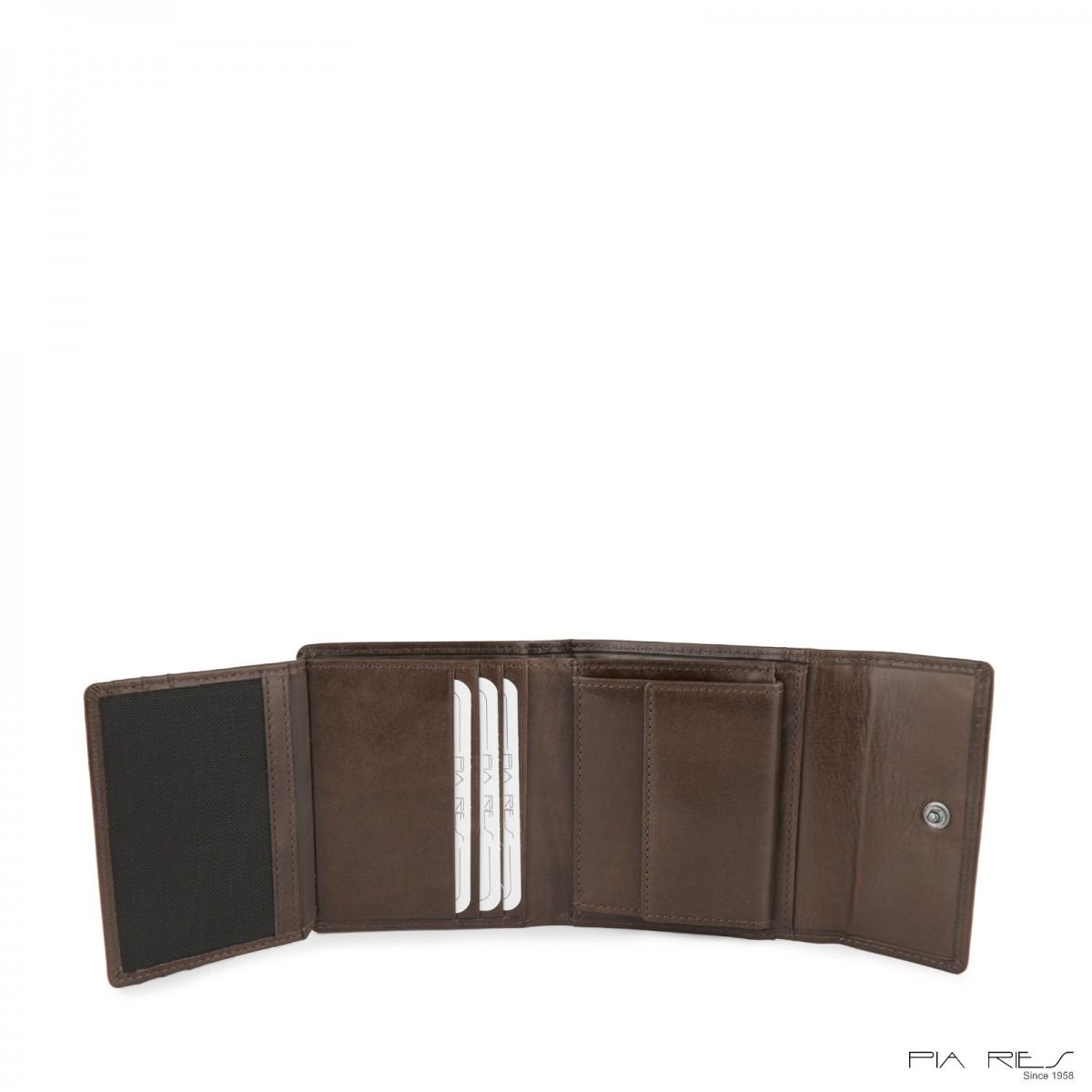 Damepung 3-fløj-Gråbrun-33