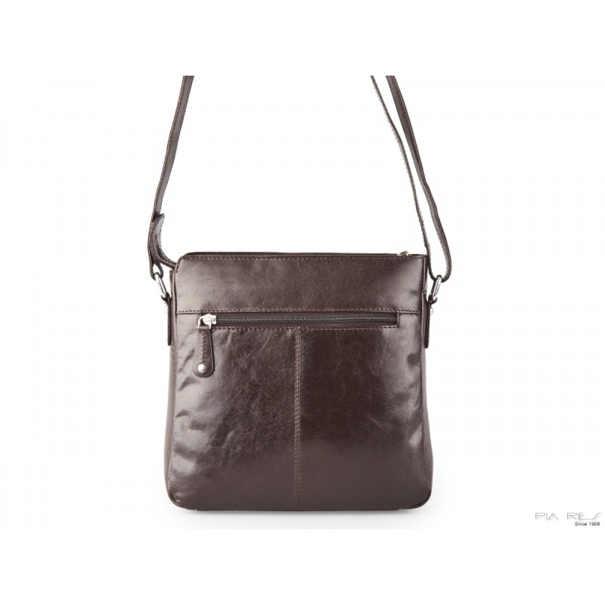 Lille cross body i brun-31