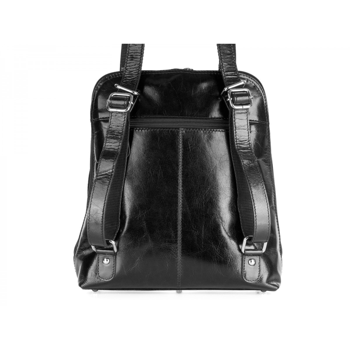Combi rygsæk i sort-33