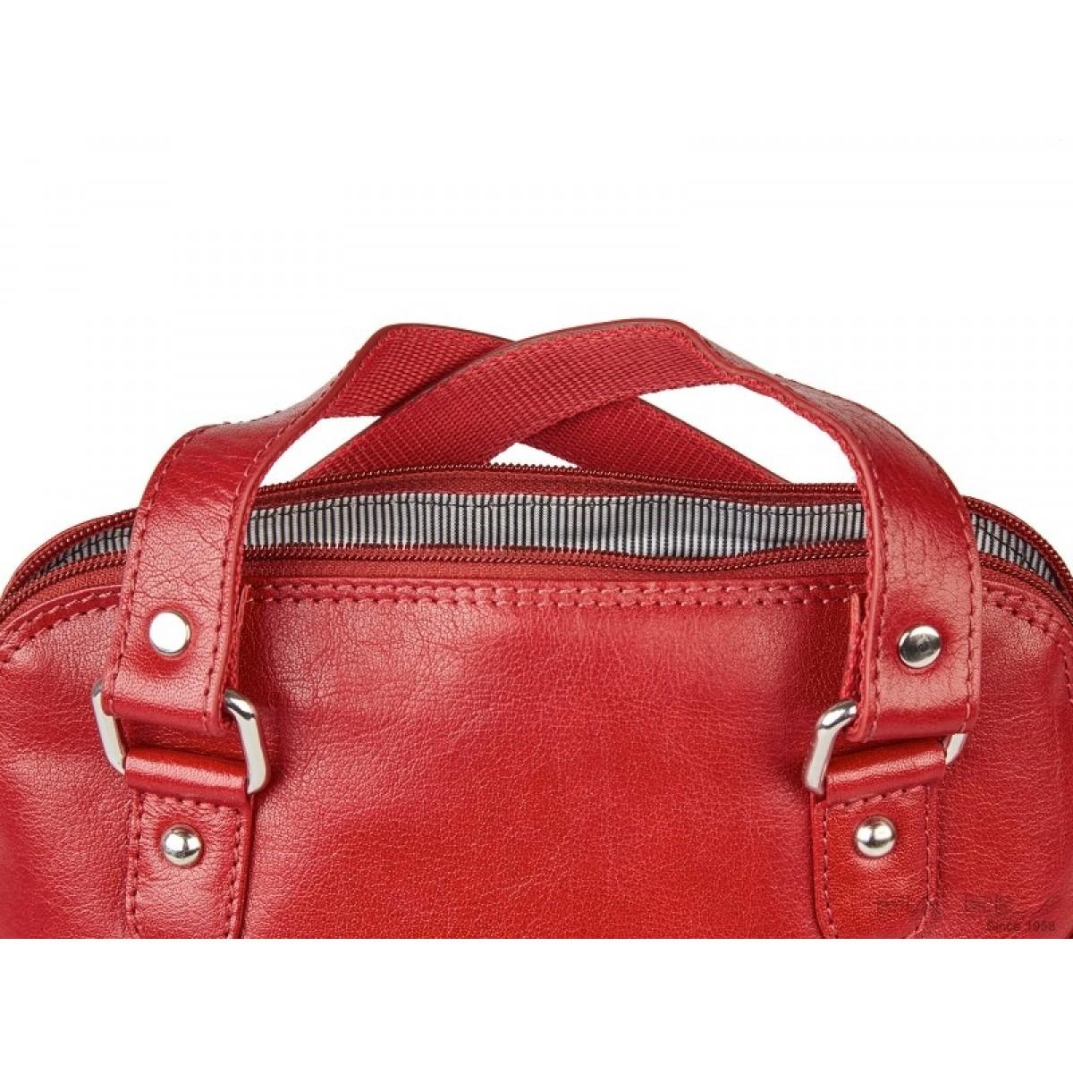 Combi rygsæk i rød-31