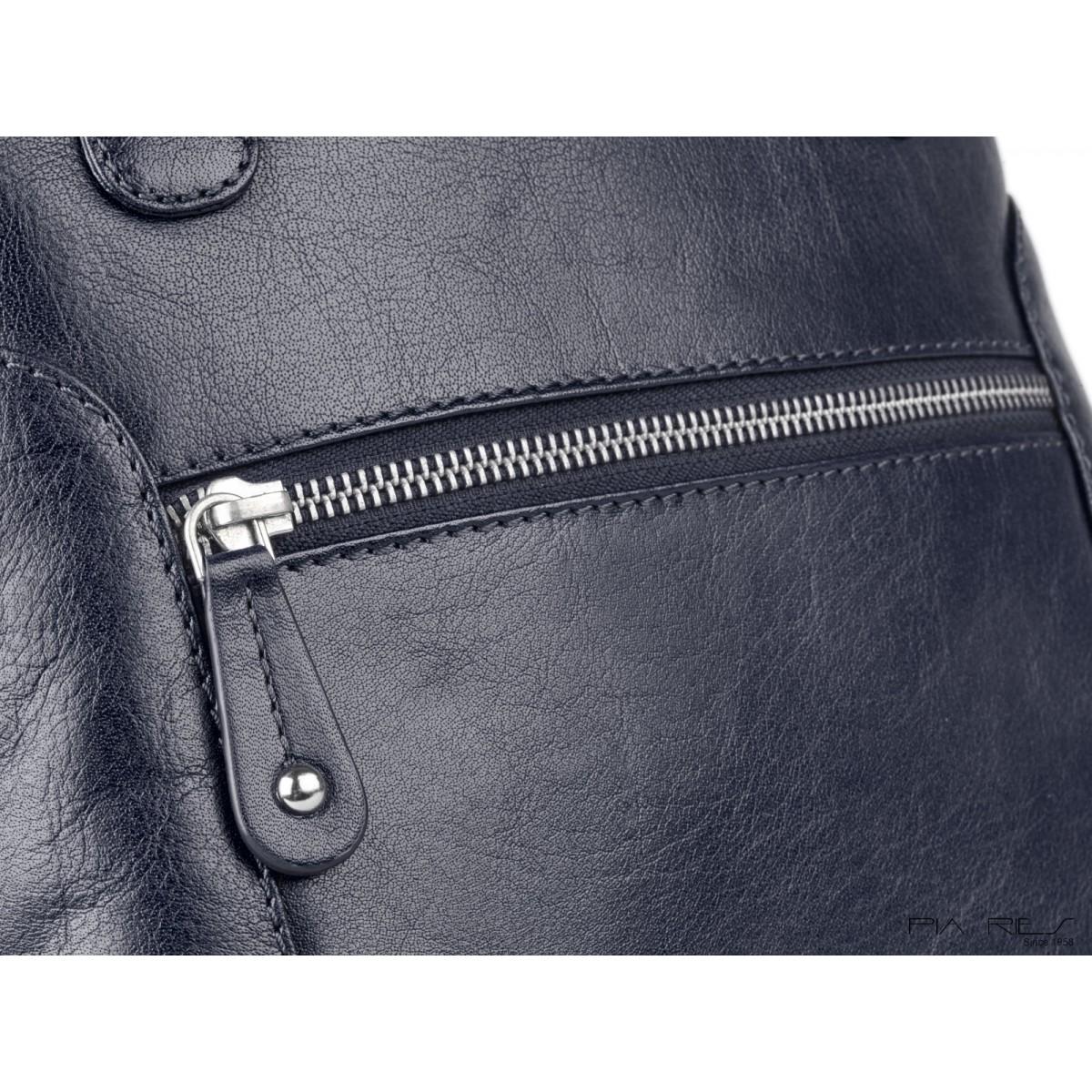 Combi rygsæk i mørkeblå-32