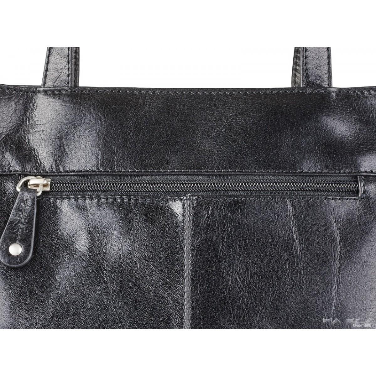 Lille håndtaske i sort-31