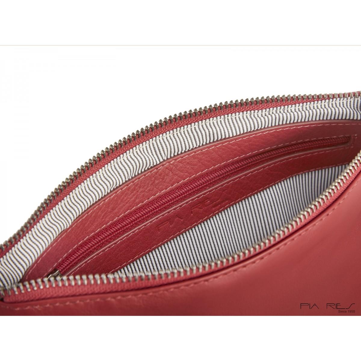 Taske til aftenbrug rød-313