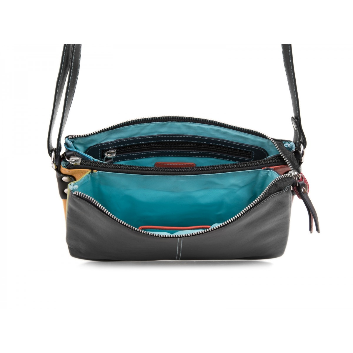 Mellem cross body i tropical-31