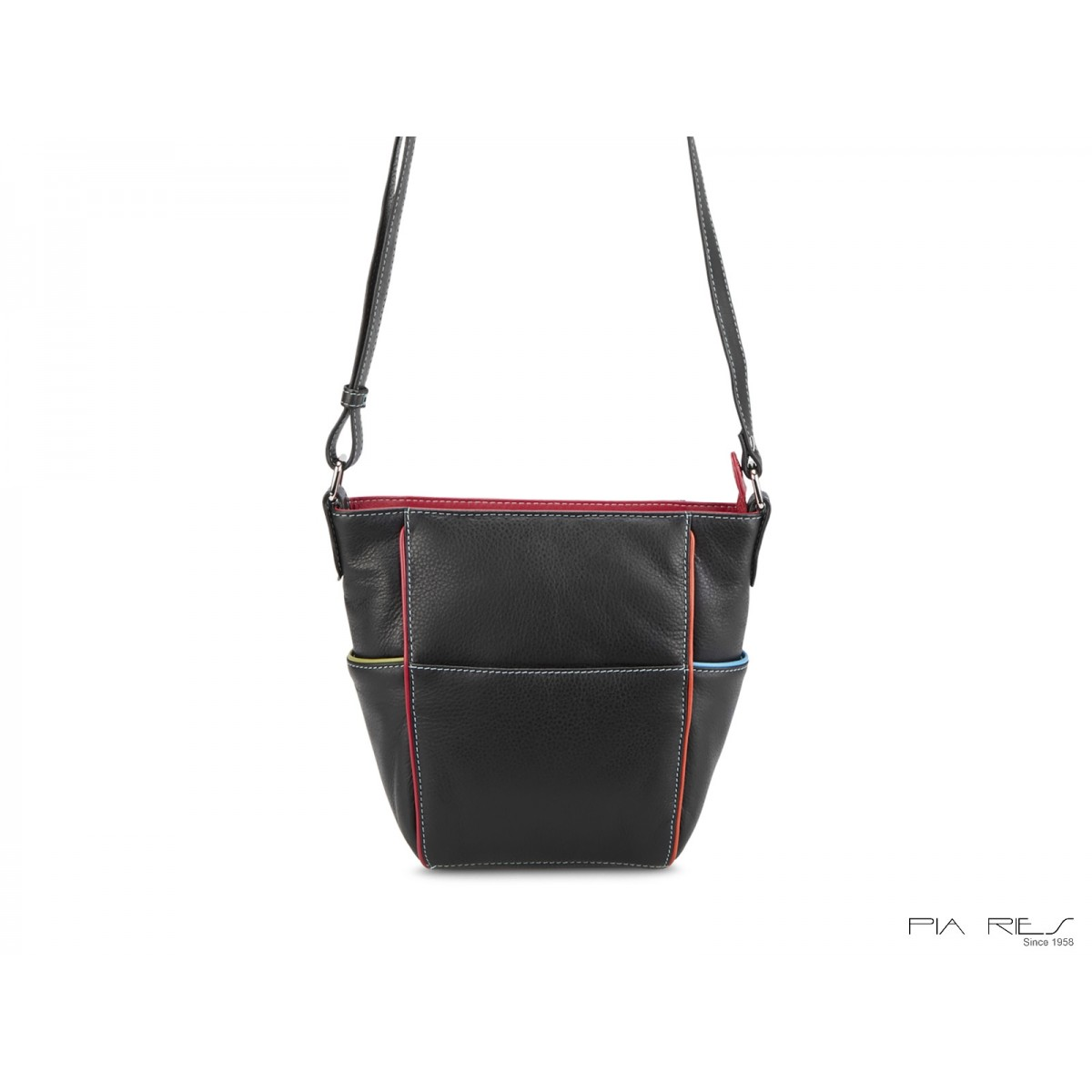 Crossbody med piping-312
