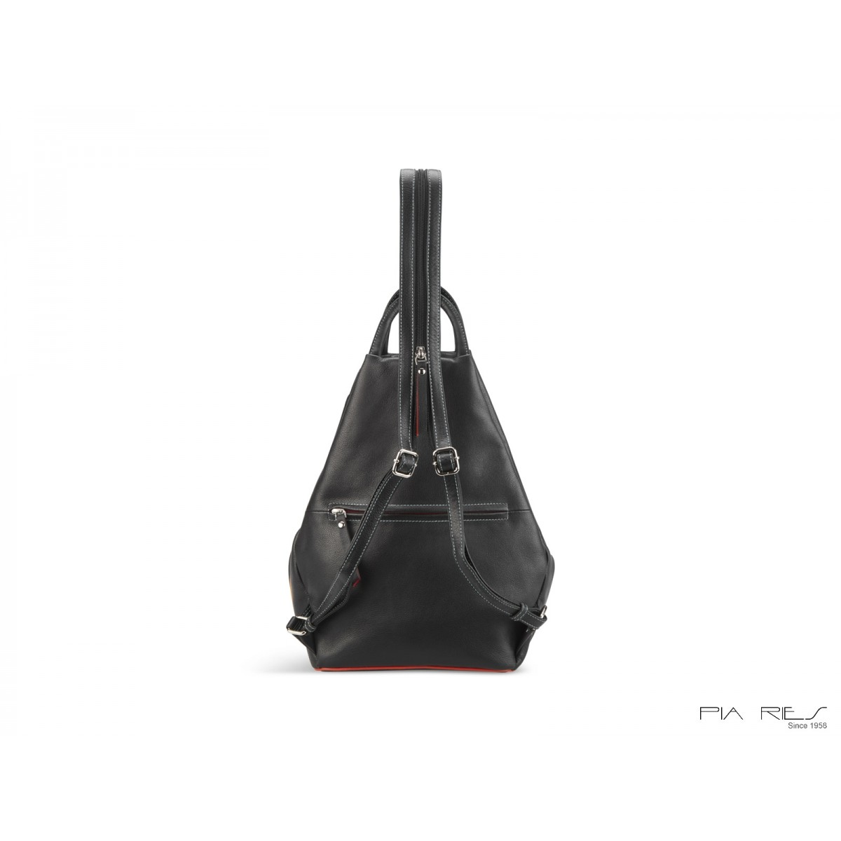 Combi rygsæk med piping-32