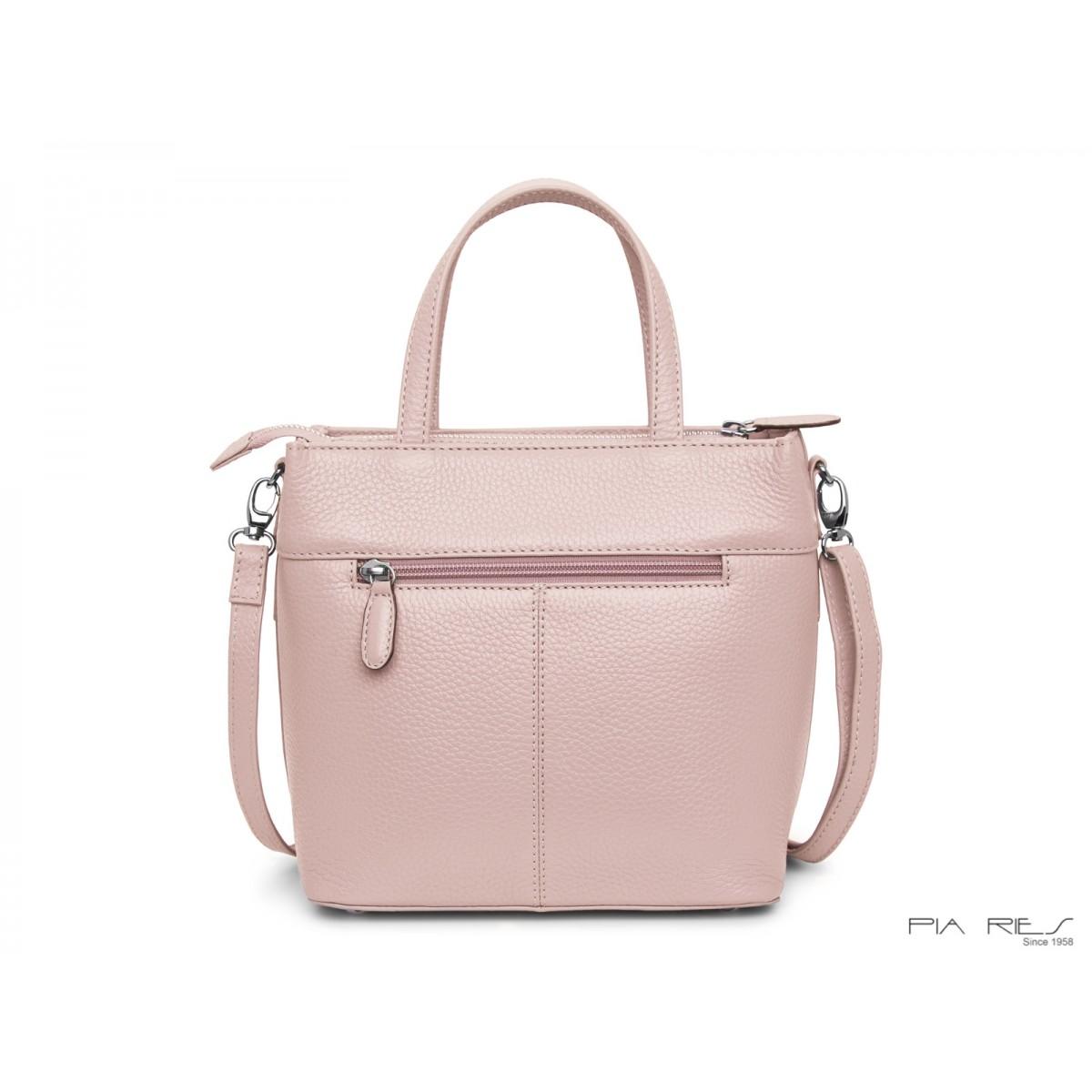 Håndtaske med lang skulderrem-31