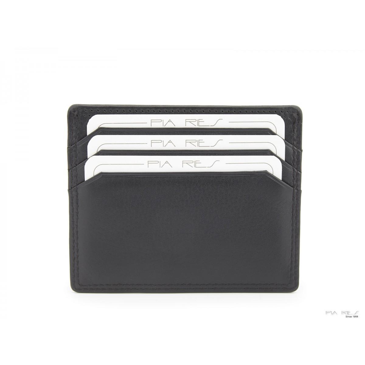 Kreditkort etui med seddelrum-32