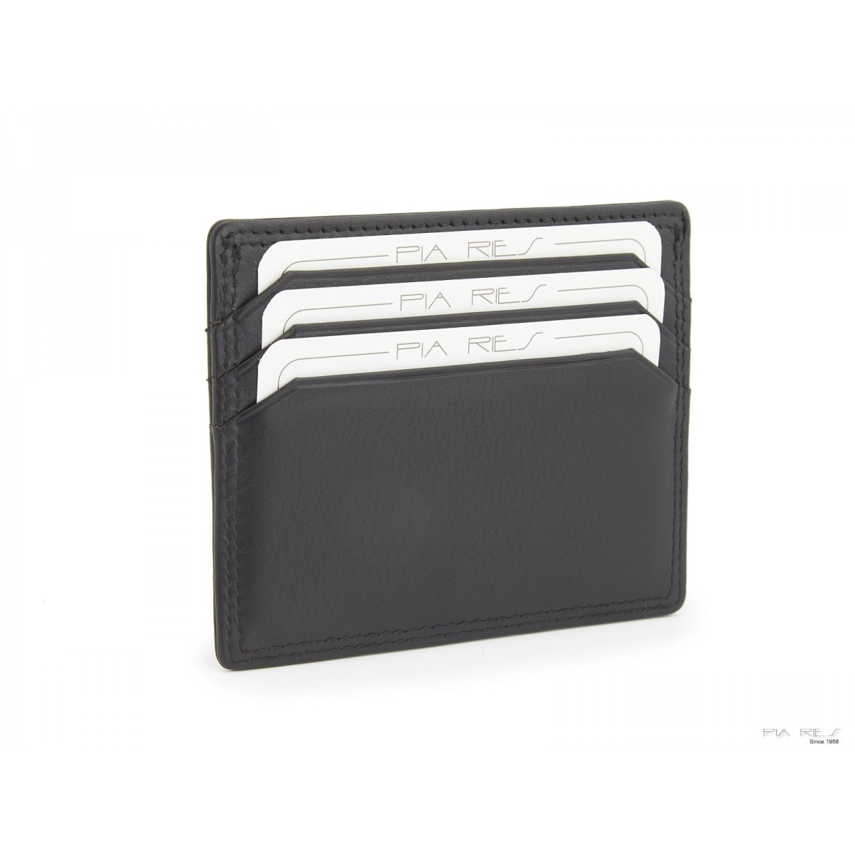 Kreditkort etui med seddelrum-31