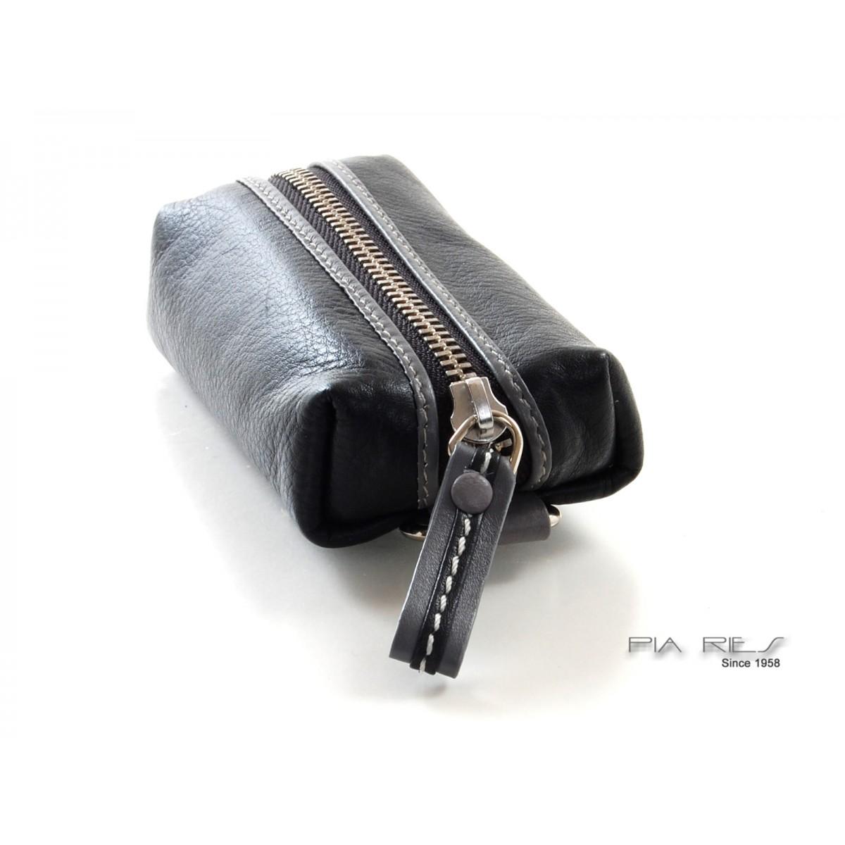 Nøglepung med lynlås-33