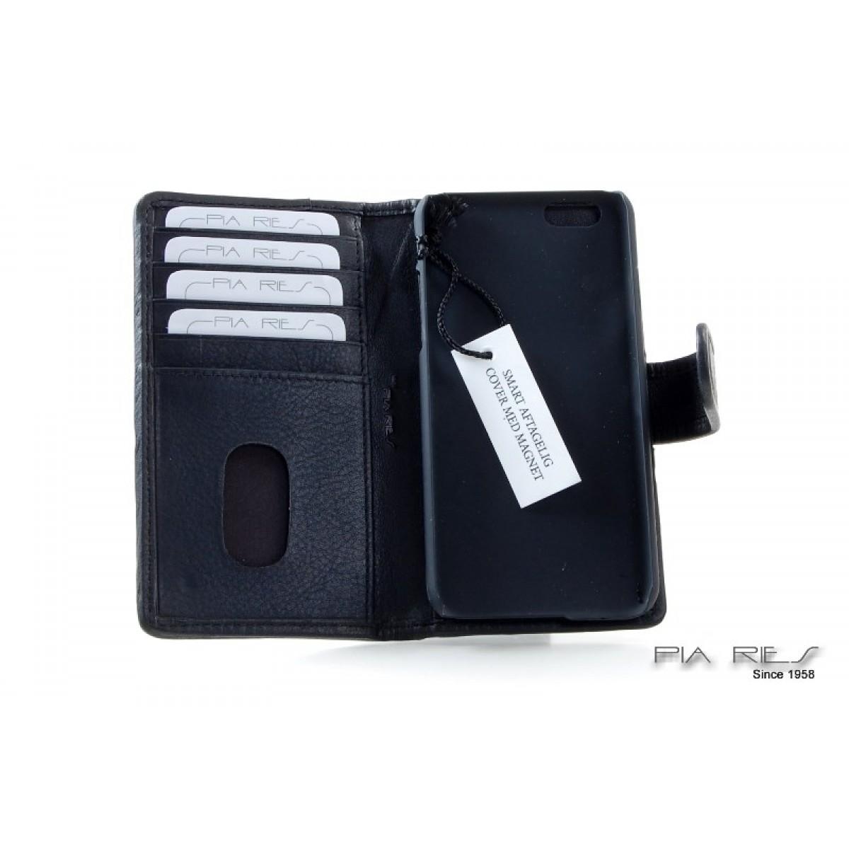 Etui I-phone 6 sort RFID-31