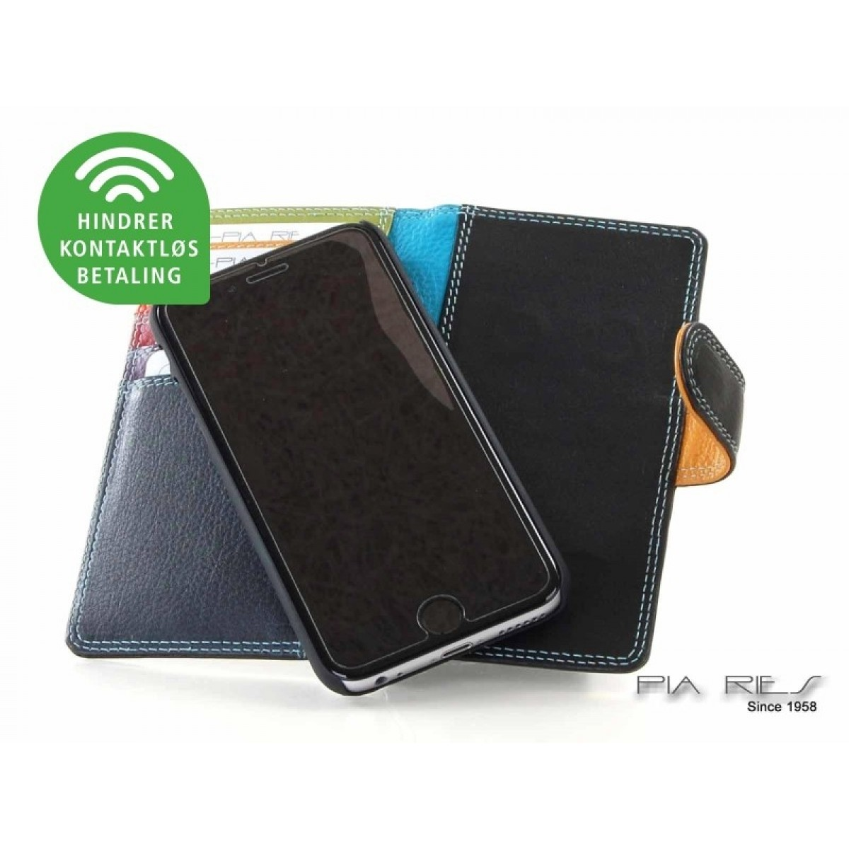 Etui I-phone 7/8 tropical RFID-31
