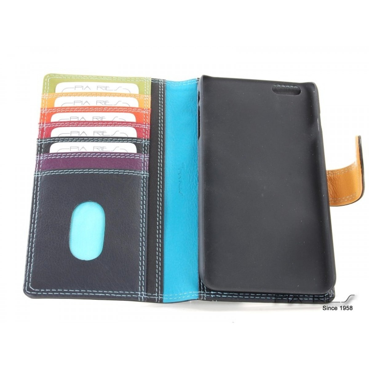 Etui I-phone 6+ tropical RFID-31