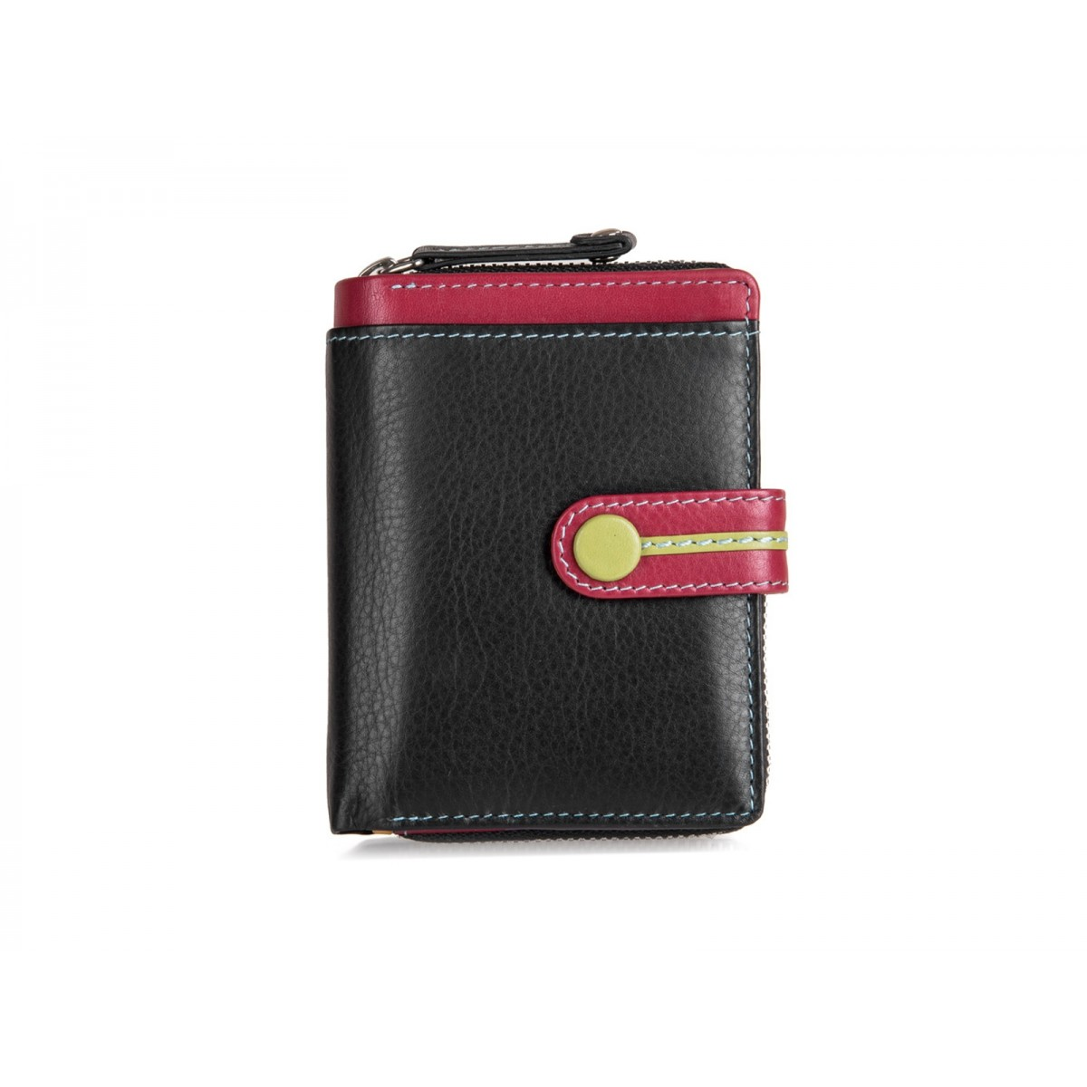 Lille smart Tropical pung til kort og mønter-33