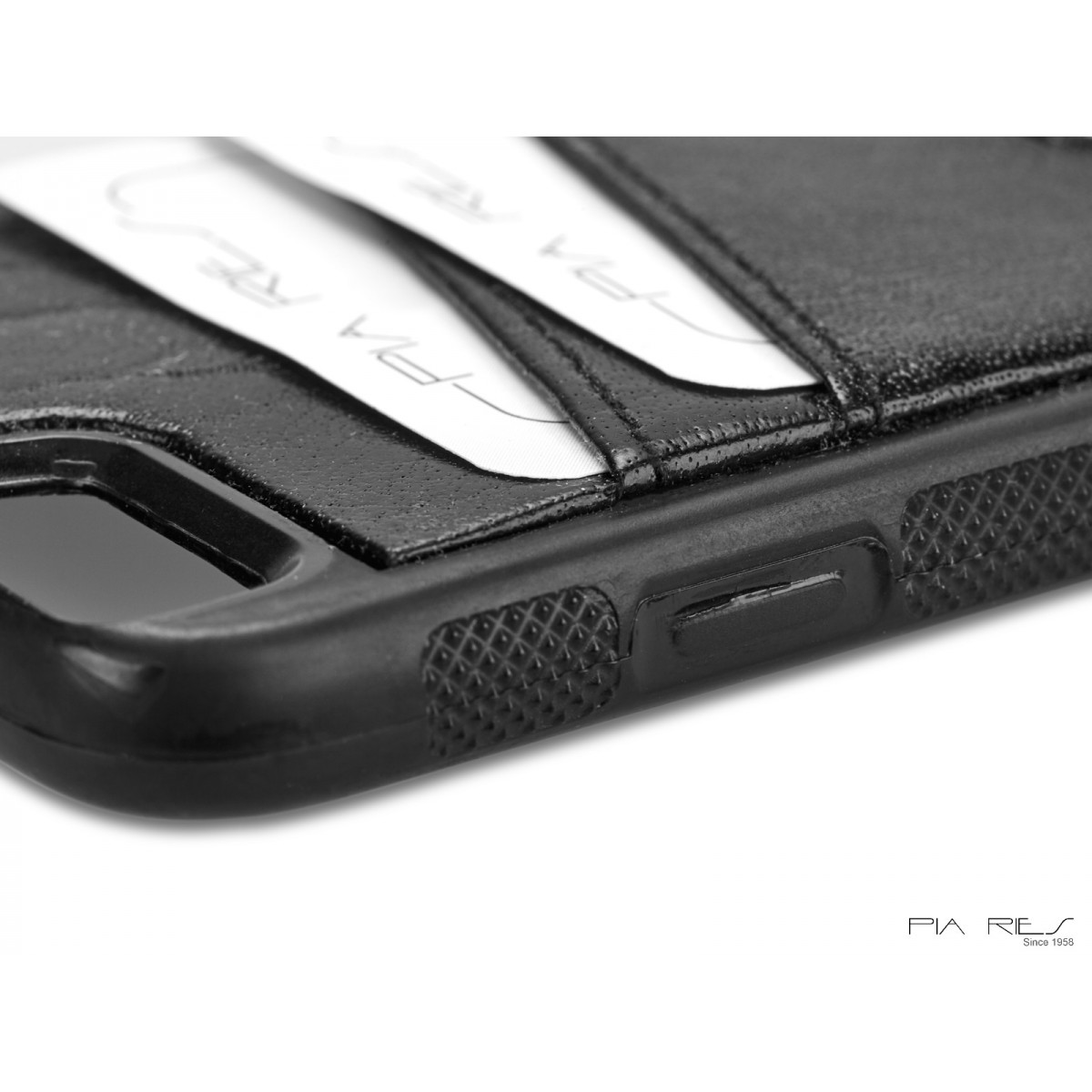 Cover med kreditkort I-phone 6-Sort-32
