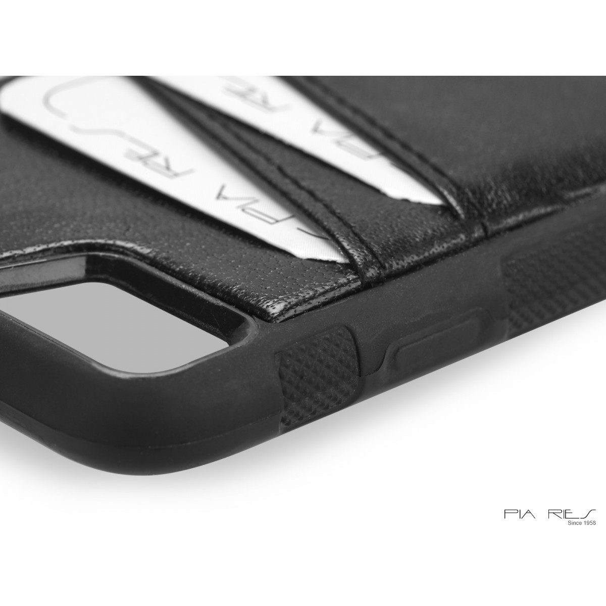 Cover med kreditkort I-phone 7 og 8-Sort-32