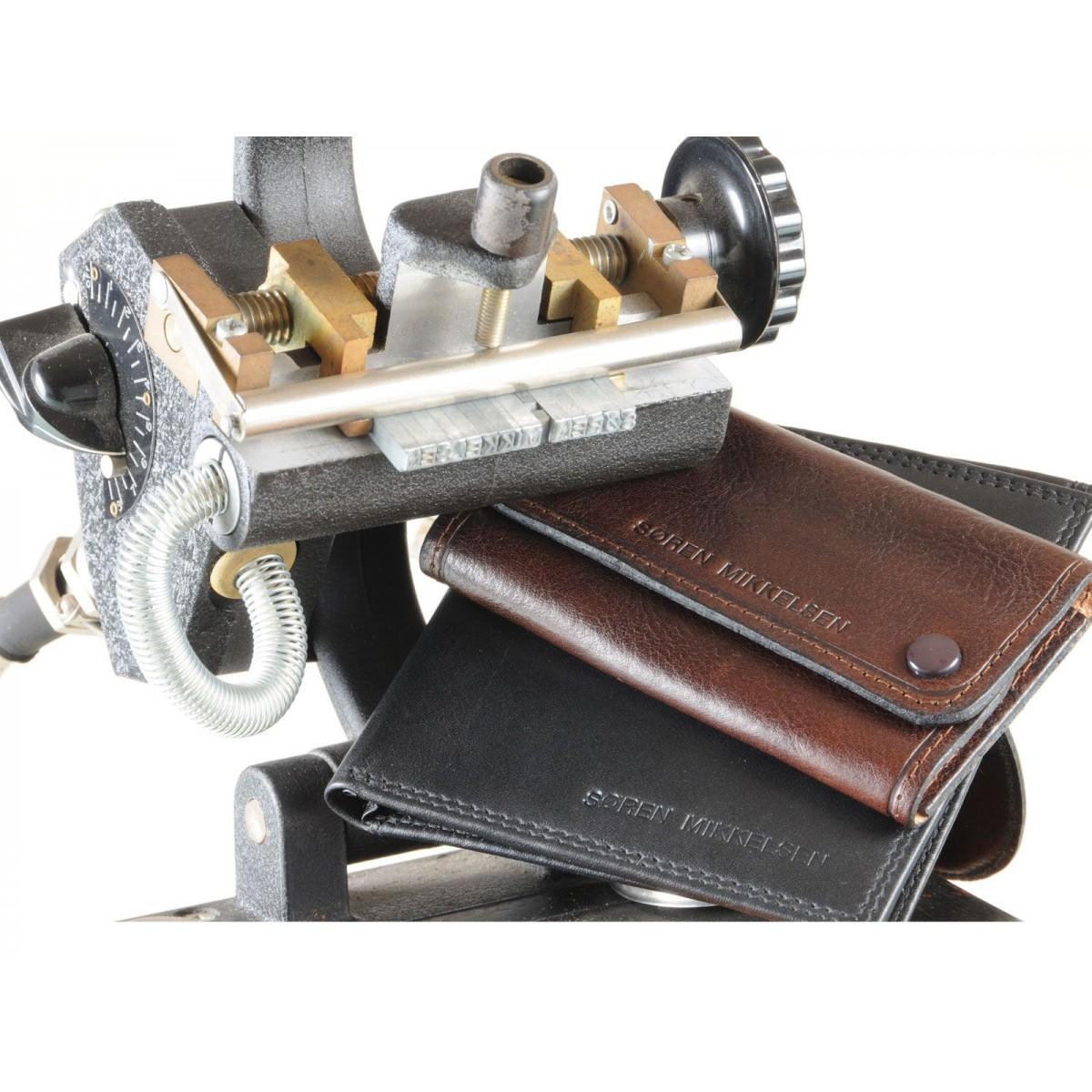 Navne tryk i pung eller taske-31