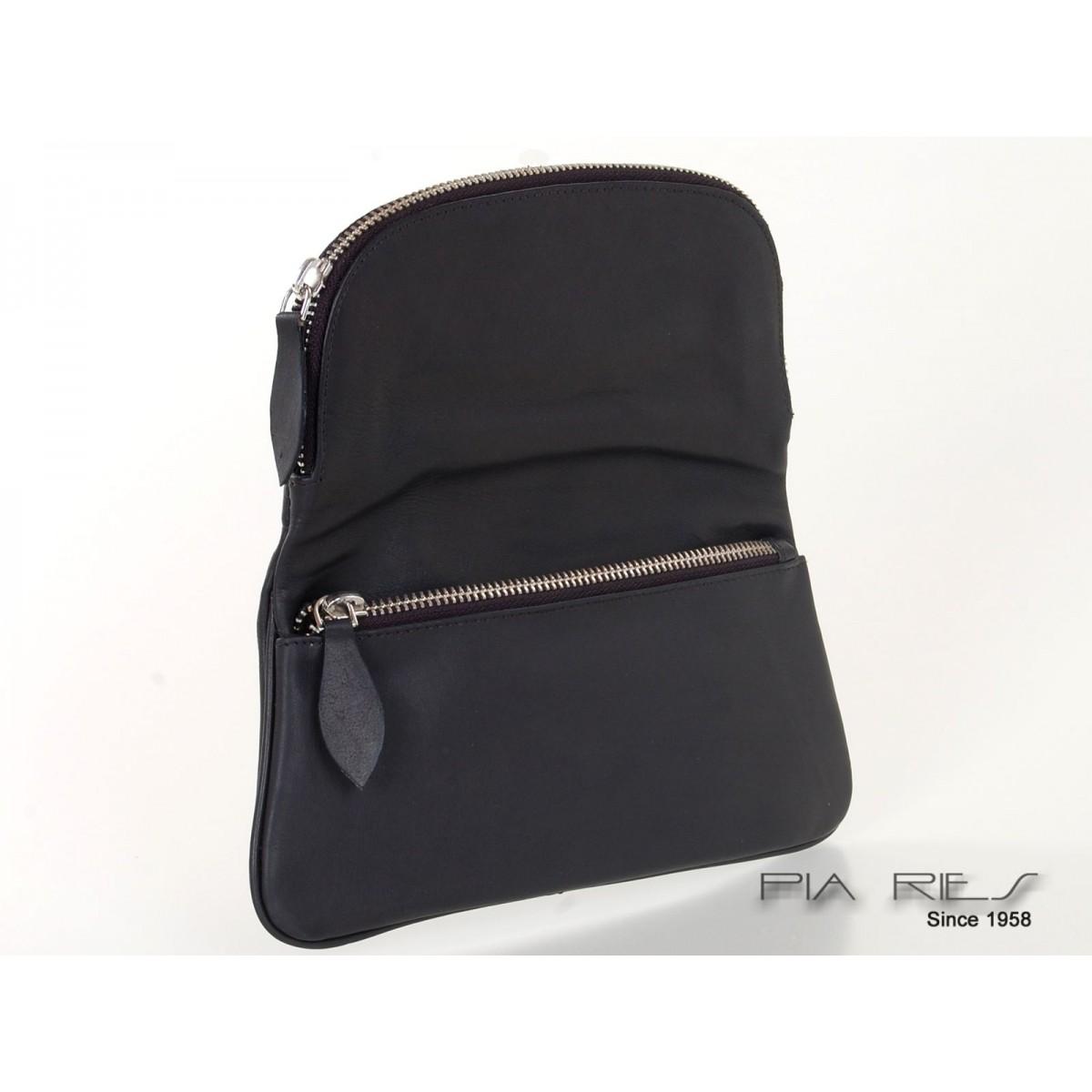 Clutch eller taske i skind-31