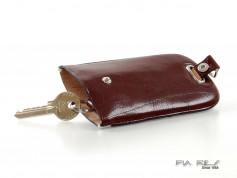 Nøglepung klokke stor BRUN-20