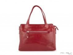 Lille håndtaske i rød-20