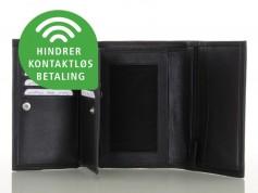 Herrepung med plads til 15 kort RFID-20