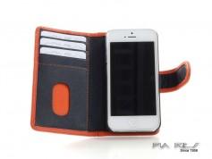 Etui I-phone 5 orange-20