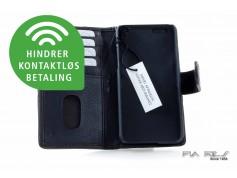 Etui I-phone 6 sort RFID-20