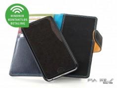 Etui I-phone 6+ sort RFID-20