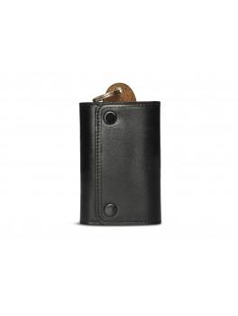 Nøglepung med 8 kroge og ring til stor nøgle